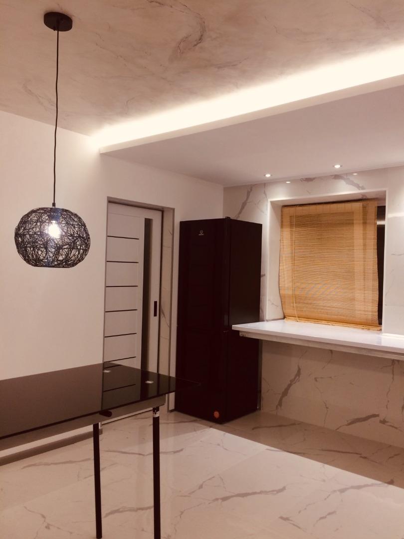 продажа однокомнатной квартиры номер A-153487 в Приморском районе, фото номер 5